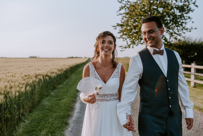Un mariage empli d'émotions - Morgane et David
