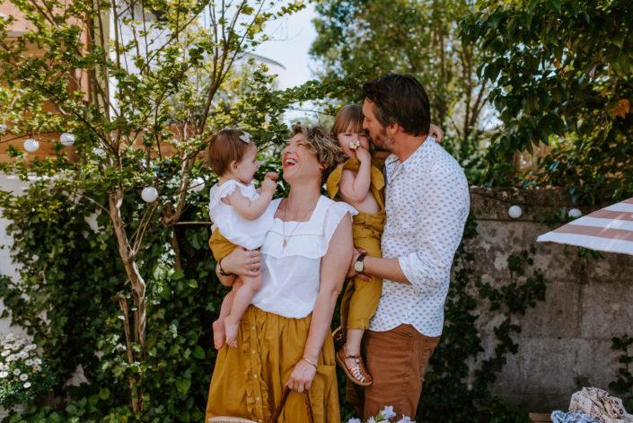 Une séance colorée dans Bordeaux et en famille 💛
