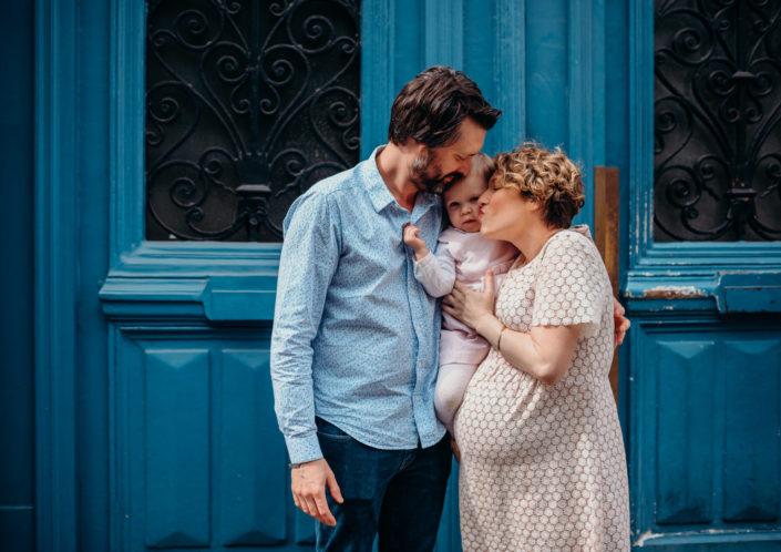 La séance bonheur de Marie-Charlotte, Romain et Constance !