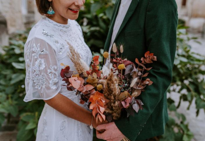 Vinciane et Olivier - L'amour aux couleurs de l'automne